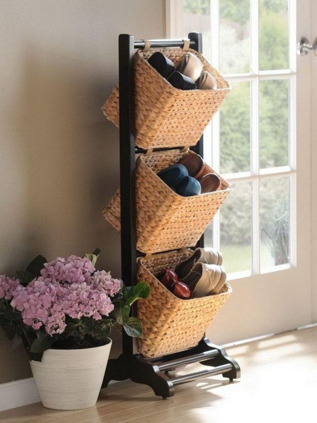 Outstanding Shoes Rack Design Ideas For Your Home22