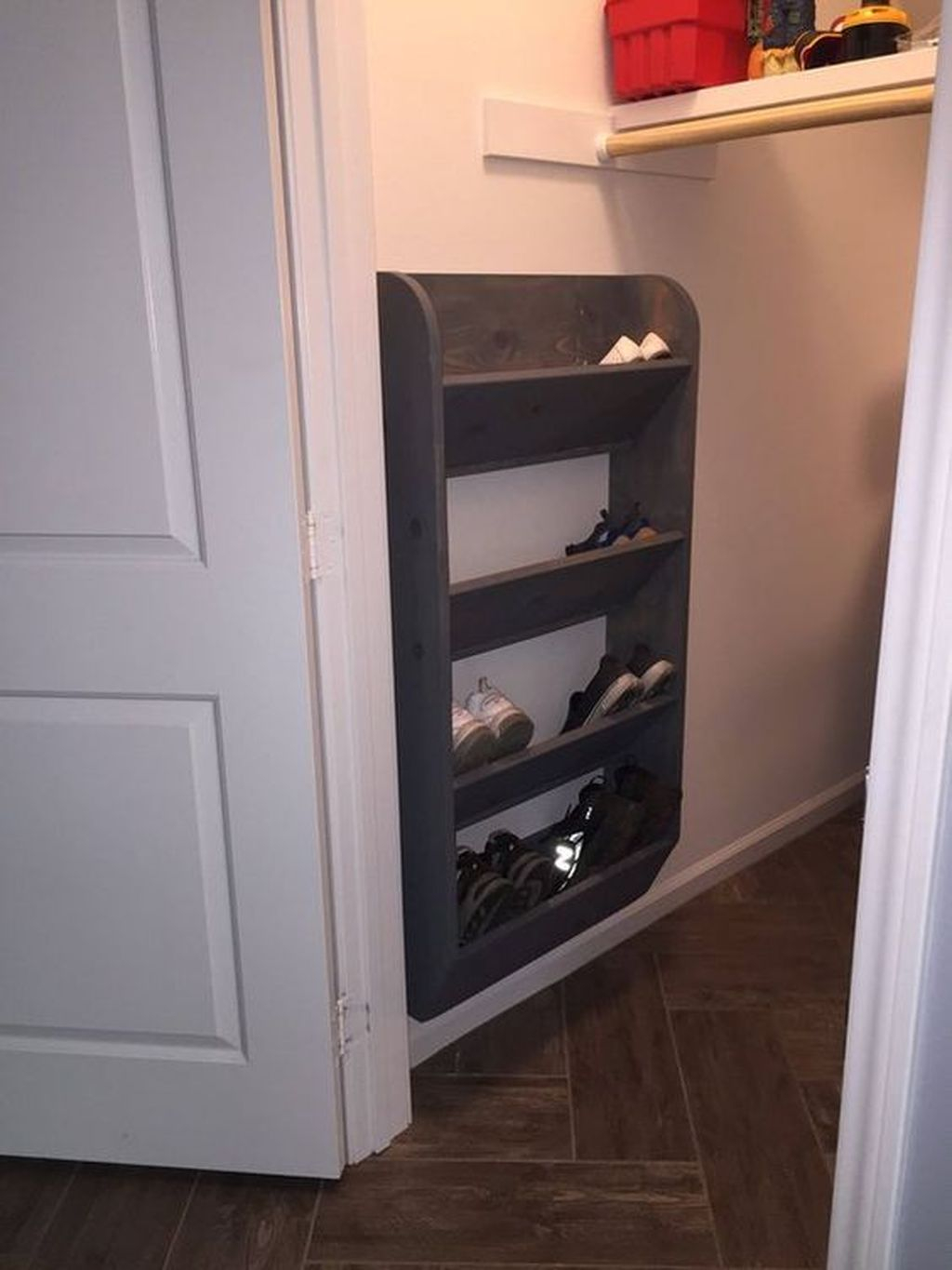 Outstanding Shoes Rack Design Ideas For Your Home26
