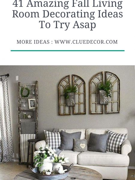 41 Amazing Fall Living Room Decorating Ideas To Try Asap