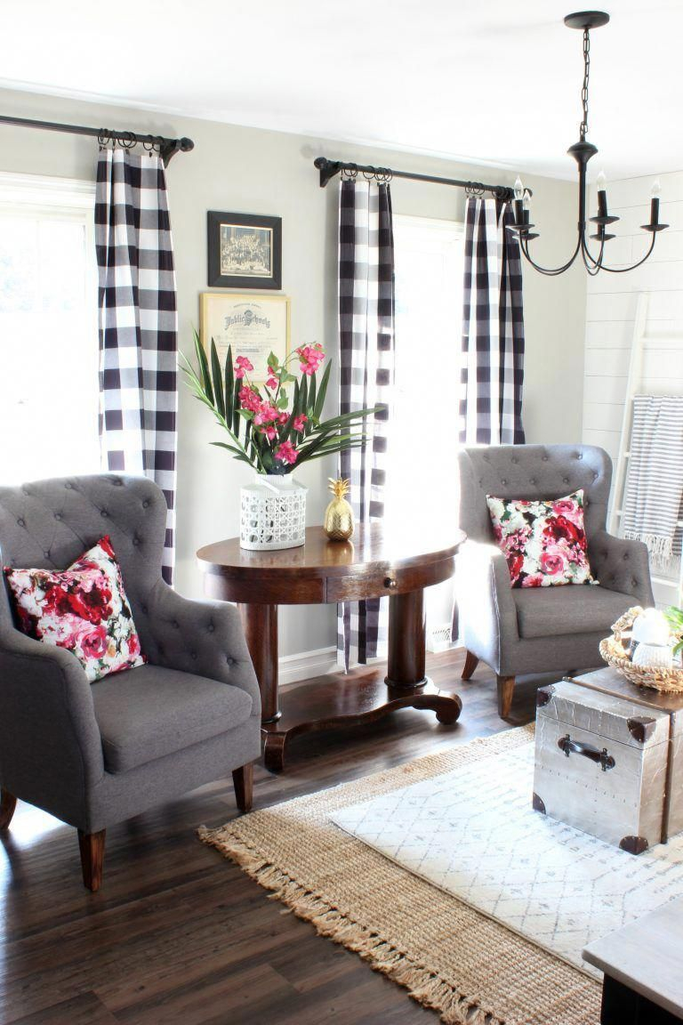 Adorable Black Living Room Ideas That Looks Cool09