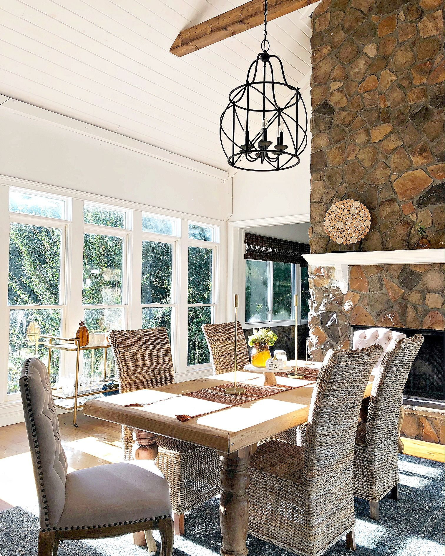 Incredible Fall Kitchen Design For Home Décor To Try Now35