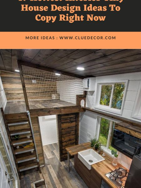 47 Hottest Interior Tiny House Design Ideas To Copy Right Now