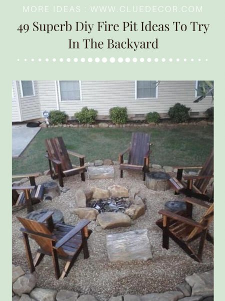 49 Superb Diy Fire Pit Ideas To Try In The Backyard