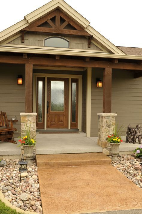 Latest Exterior Design Ideas For Tiny House To Try11