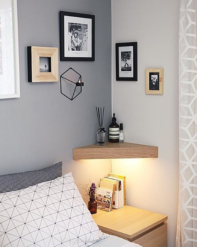 Modern Small Bedroom Design Ideas That Are Look Stylishly Space Saving02