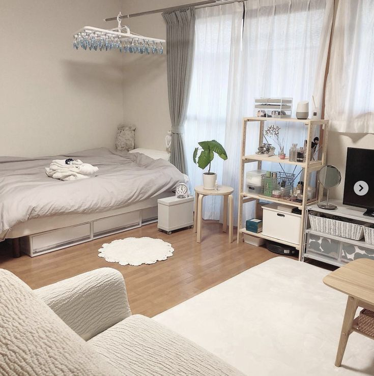 Modern Small Bedroom Design Ideas That Are Look Stylishly Space Saving08