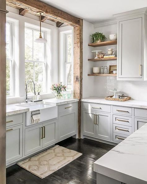 Relaxing Kitchen Design Ideas For A Small Budget To Copy Tomorrow02