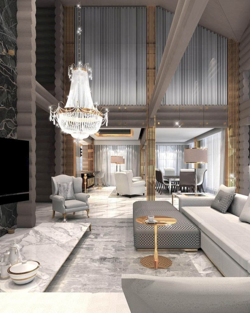 Stylish Home Interior Design Ideas That Suitable For Your New House15