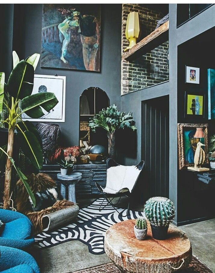 Stylish Home Interior Design Ideas That Suitable For Your New House16