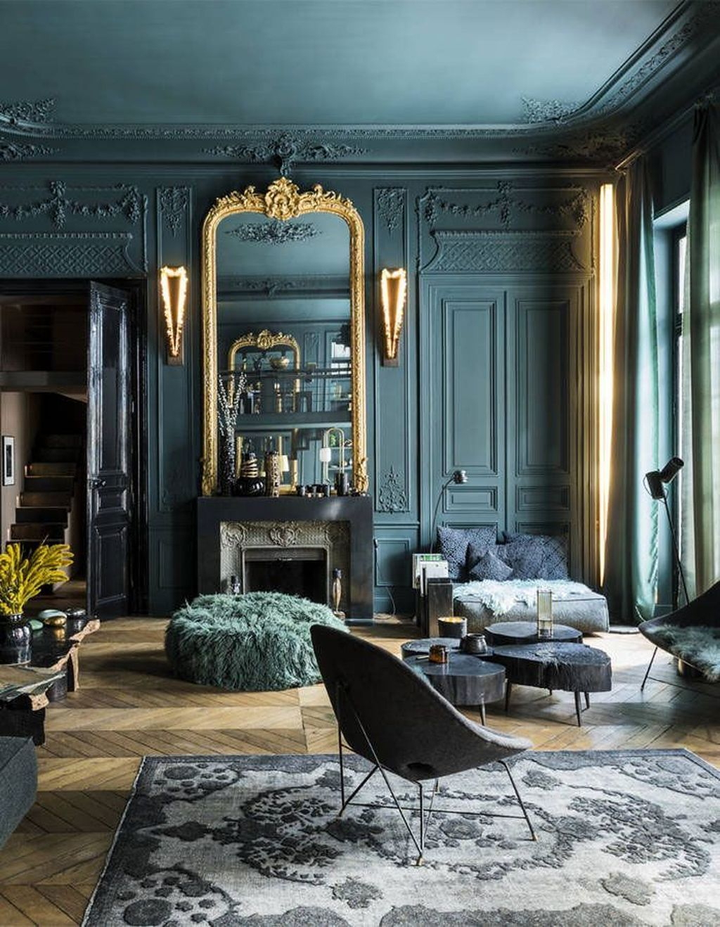Stylish Home Interior Design Ideas That Suitable For Your New House28