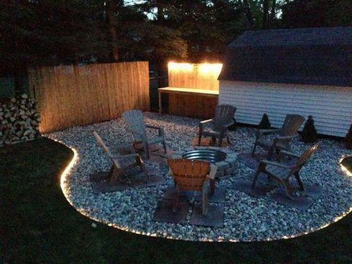 Superb Diy Fire Pit Ideas To Try In The Backyard26