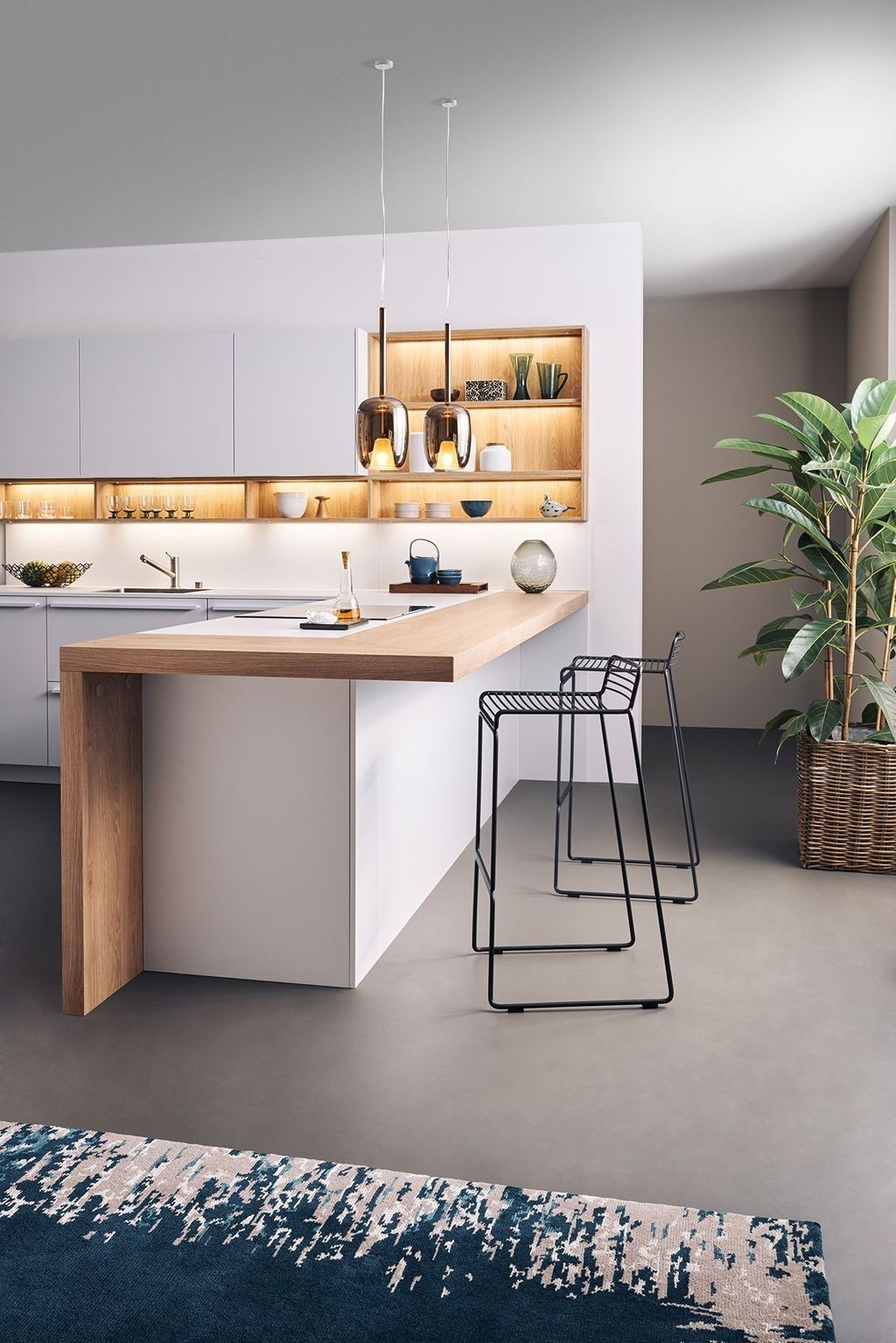 Wonderful Kitchen Design Ideas That Are Actually Useful46