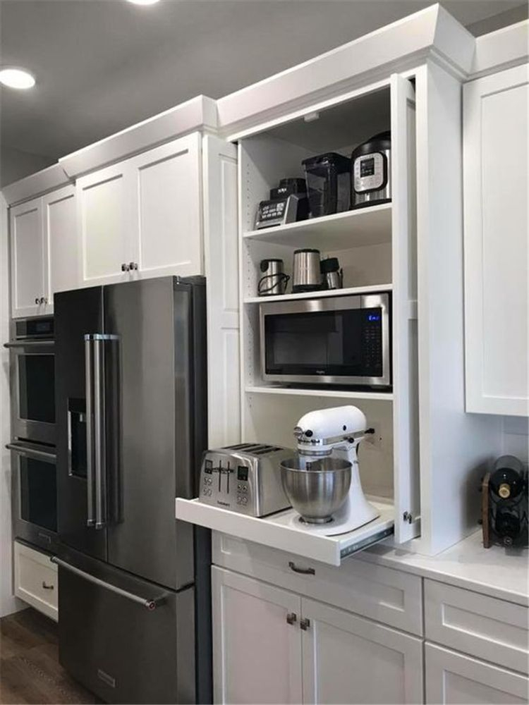 Adorable Kitchen Design Ideas That Inspire You Today17