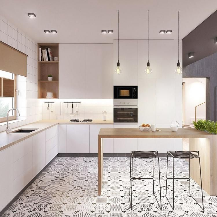 Adorable Kitchen Design Ideas That Inspire You Today18