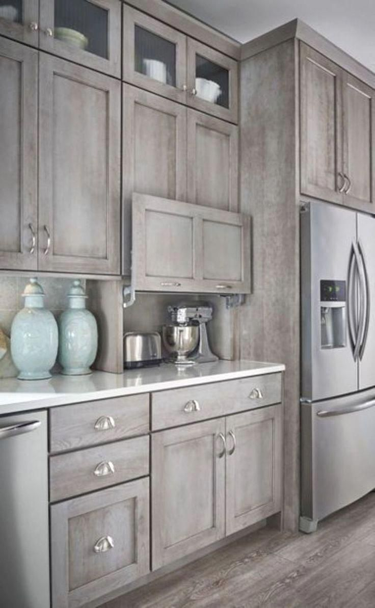 Affordable Kitchen Cabinet Design Ideas That Make Your Kitchen Looks Neat02