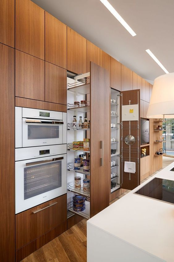 Affordable Kitchen Cabinet Design Ideas That Make Your Kitchen Looks Neat10
