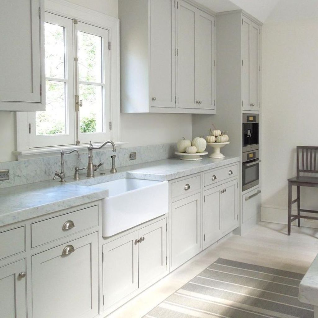 Affordable Kitchen Cabinet Design Ideas That Make Your Kitchen Looks Neat33