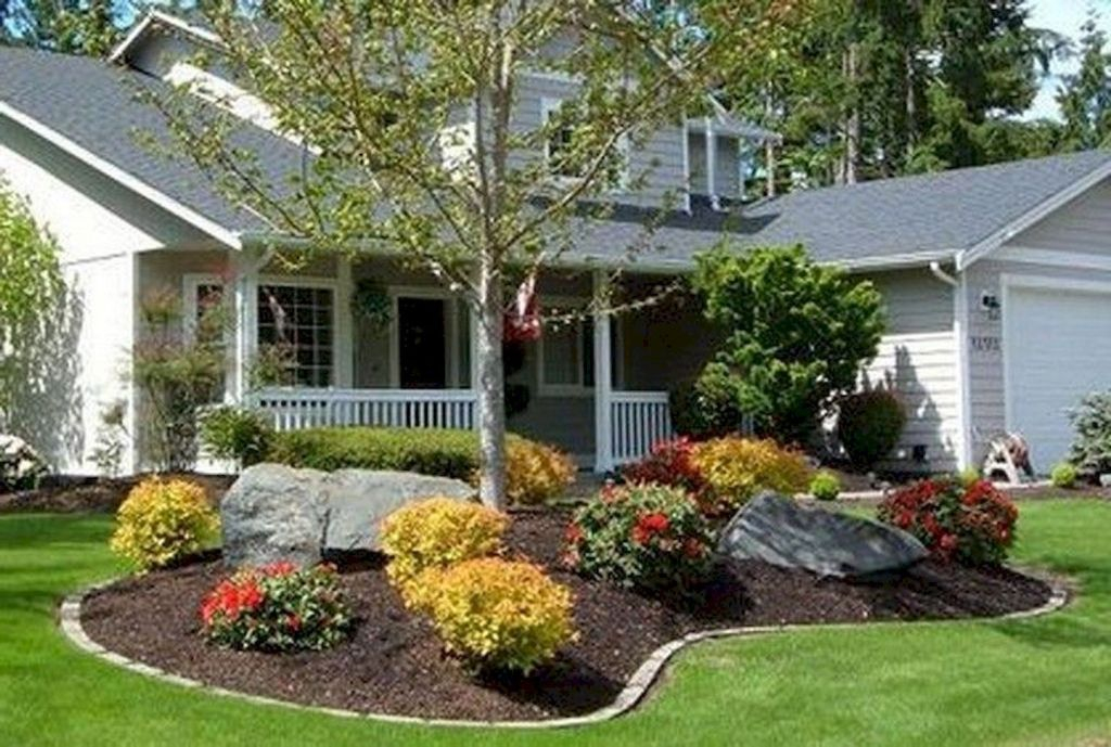 Fascinating Front Yard Landscaping Design Ideas To Try Right Now04