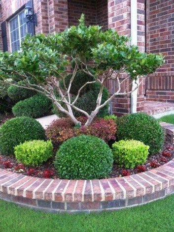 Fascinating Front Yard Landscaping Design Ideas To Try Right Now31