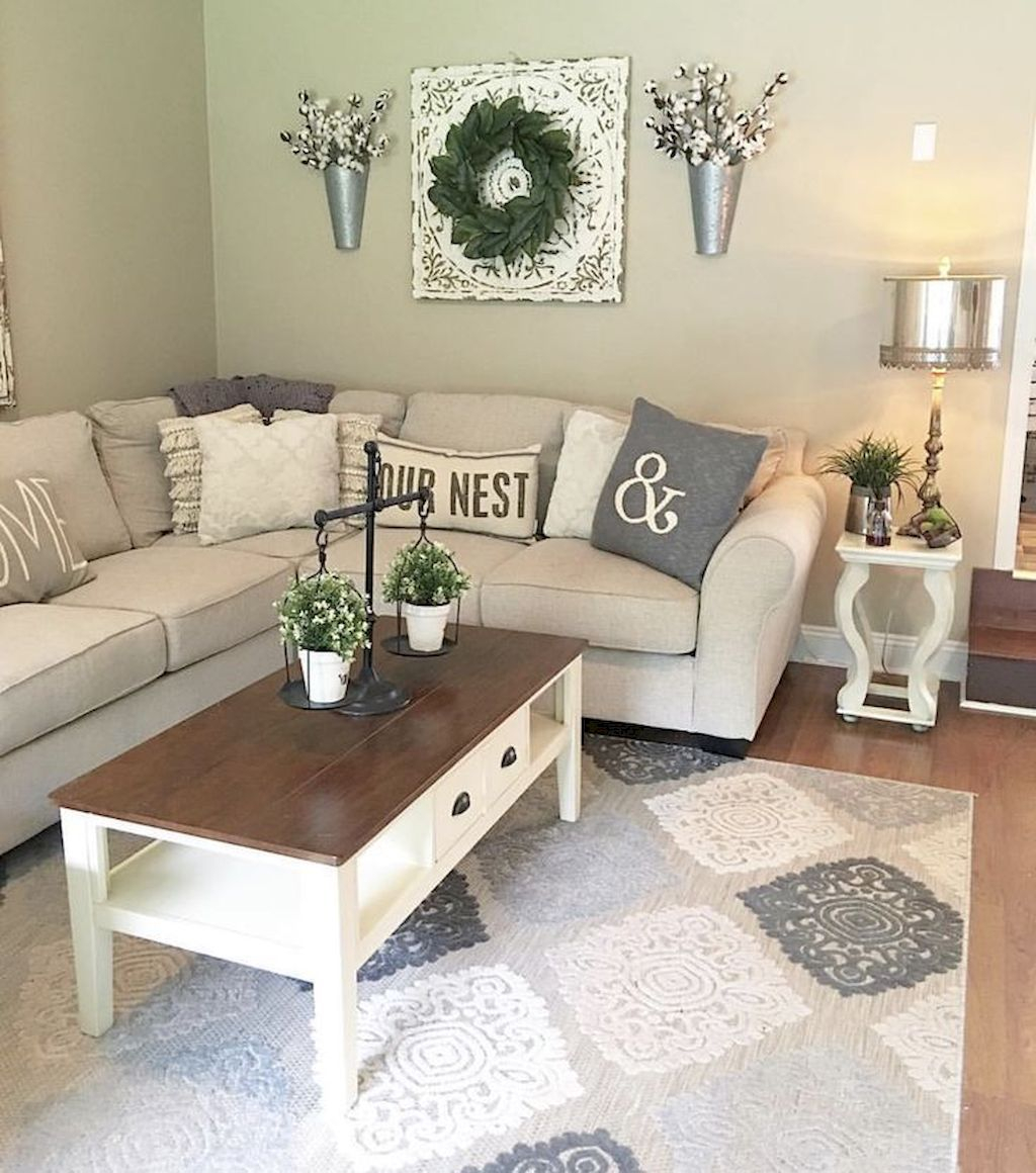 Hottest Farmhouse Decor Ideas On A Budget To Try15