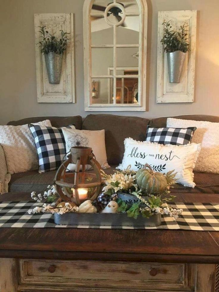 Hottest Farmhouse Decor Ideas On A Budget To Try25