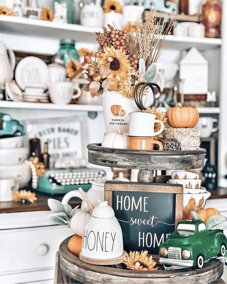 Newest Rae Dunn Display Design Ideas To Make Beautiful Decor In Your Home21