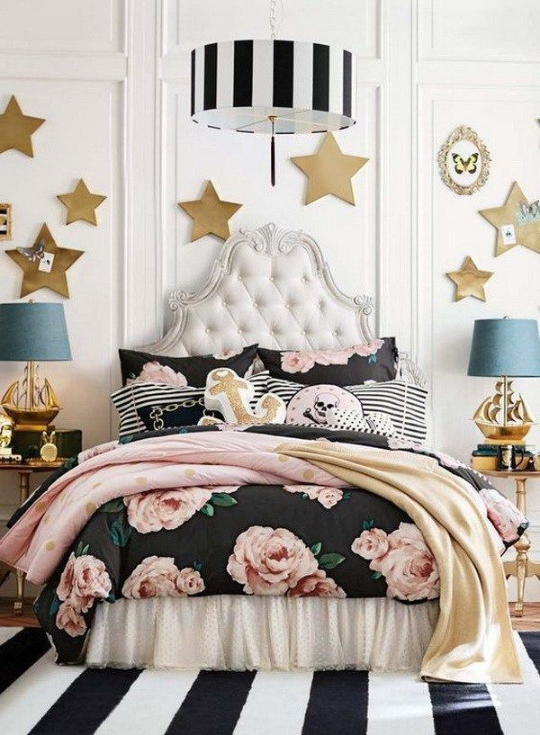 Newest Teen Girl Bedroom Design Ideas That You Need To Know It11