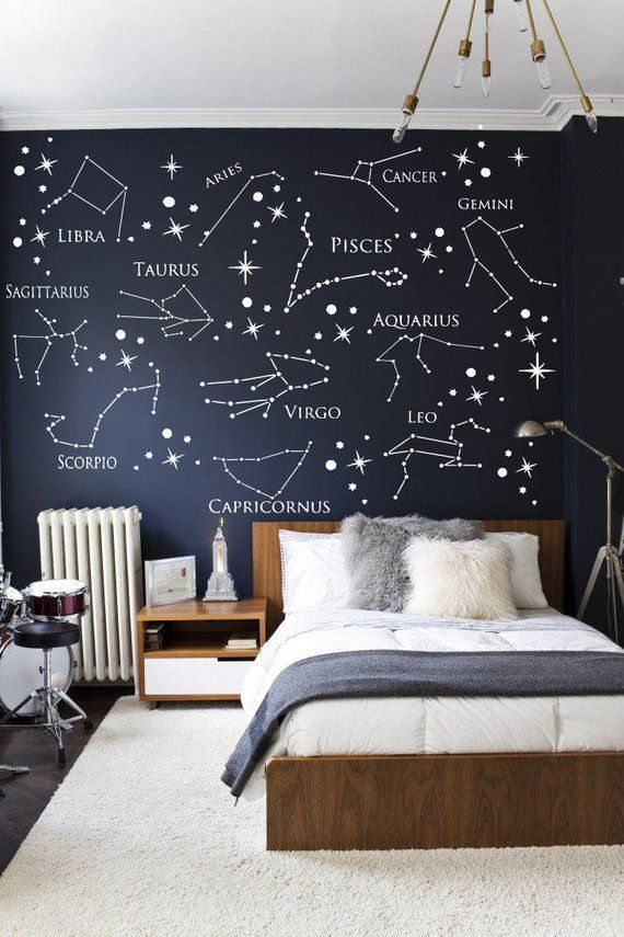 Awesome Kids Bedroom Wall Decorations Ideas That Will Make Fun Your Kids Room10