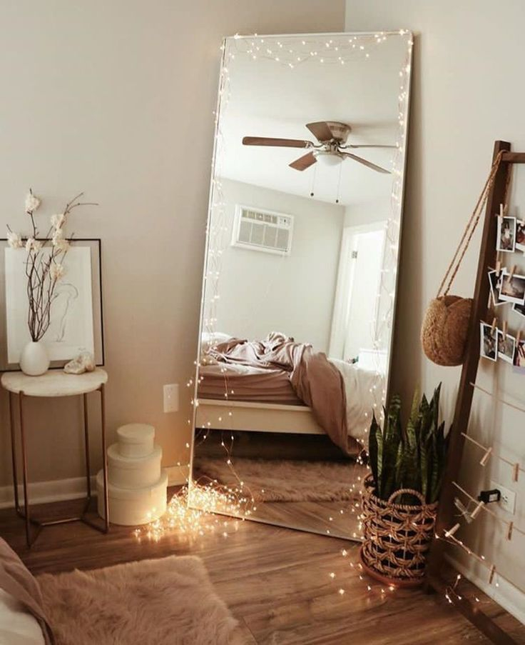 Best String Lights Ideas For Bedroom To Try Asap23