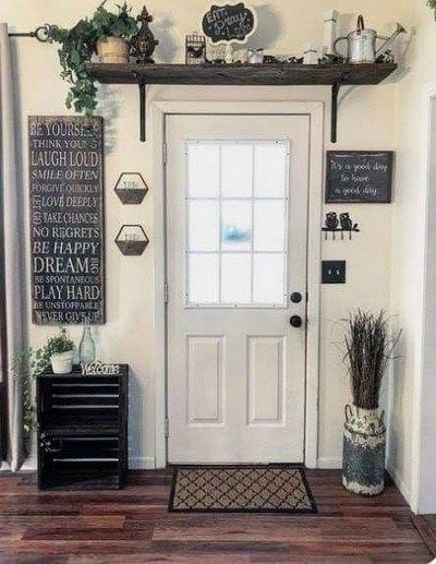 Chic Home Decor Ideas To Bring Calm Atmosphere Into Your Home29