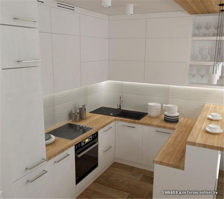 Fancy Kitchen Design Ideas That Will Make You Want To Have It01