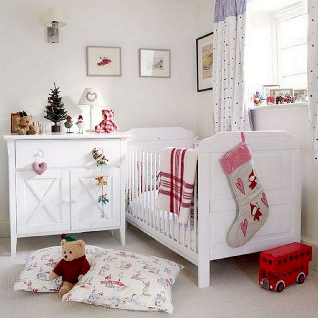 Latest Christmas Bedroom Decor Ideas For Kids To Try02