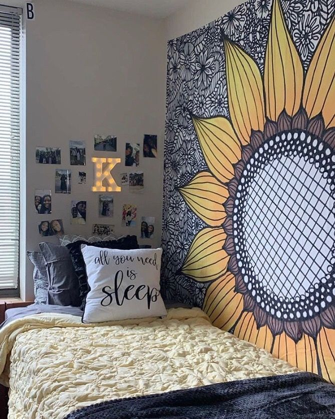 Latest Diy Sunflower Bedroom Decoration Ideas To Try Asap24