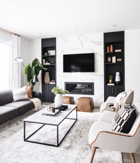 Lovely Living Room Sofa Design Ideas For Cozy Home To Try30