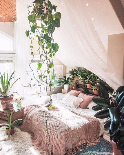 Stylish Bohemian Style Bedroom Decor Design Ideas To Try Asap18