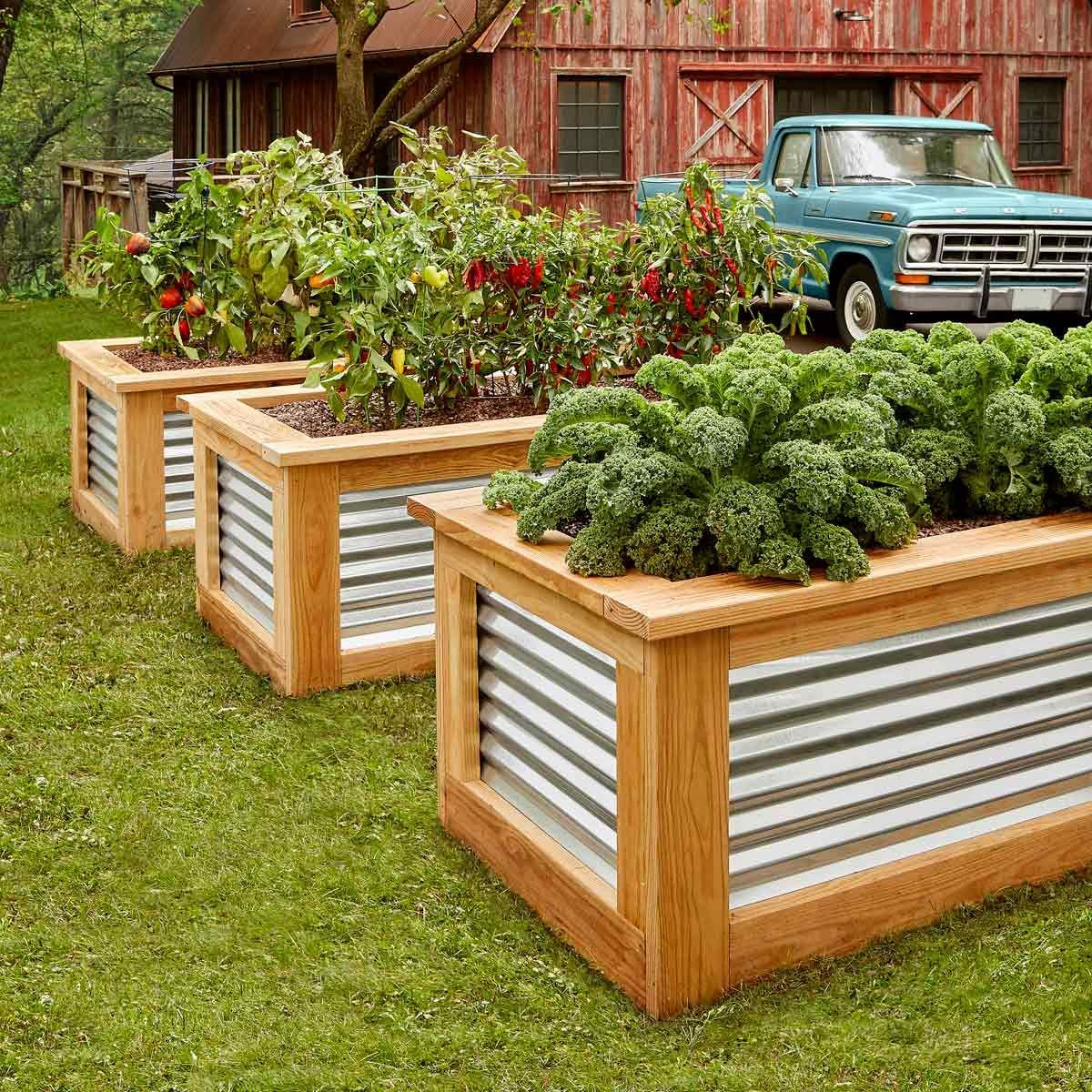 Best Raised Garden Bed For Backyard Landscaping Ideas To Try Asap17
