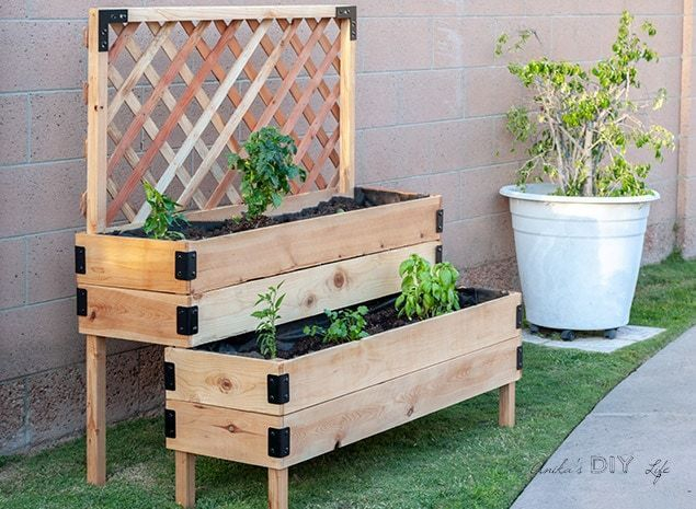 Best Raised Garden Bed For Backyard Landscaping Ideas To Try Asap22