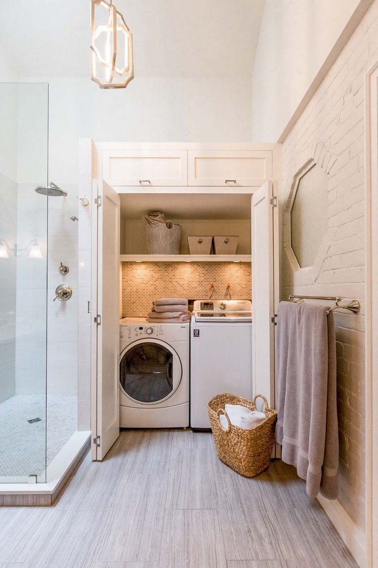 Cozy Laundry Room Tile Pattern Design Ideas To Try Asap21
