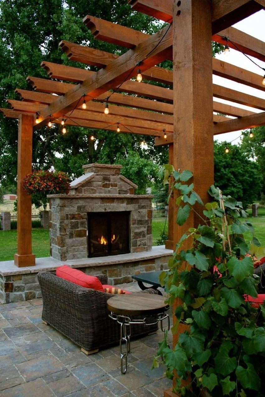 Inspiring Home Patio Ideas For Relaxing Places That Will Amaze You10