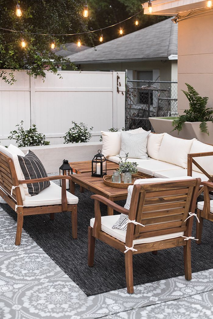 Inspiring Home Patio Ideas For Relaxing Places That Will Amaze You12