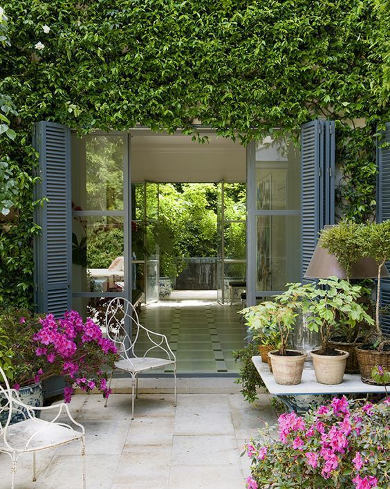 Inspiring Home Patio Ideas For Relaxing Places That Will Amaze You13