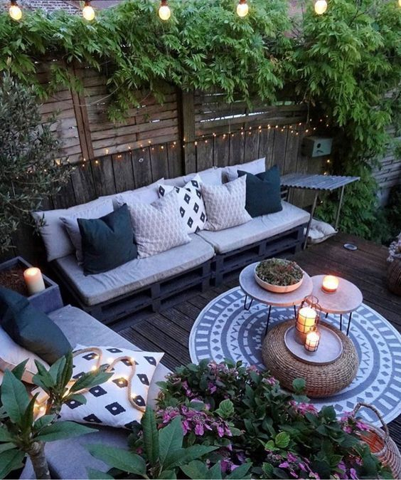 Inspiring Home Patio Ideas For Relaxing Places That Will Amaze You17