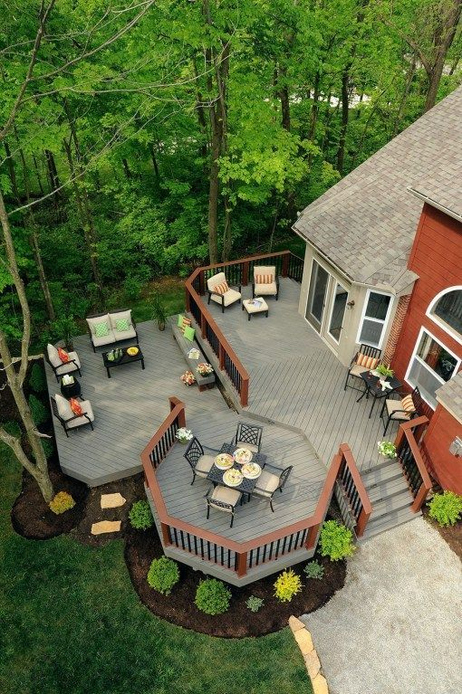 Inspiring Home Patio Ideas For Relaxing Places That Will Amaze You28