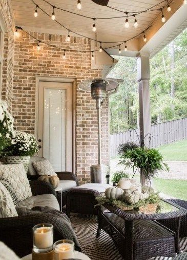 Inspiring Home Patio Ideas For Relaxing Places That Will Amaze You33