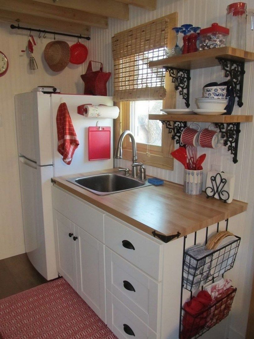 Magnificient Kitchen Design Ideas For A Small Space To Try31