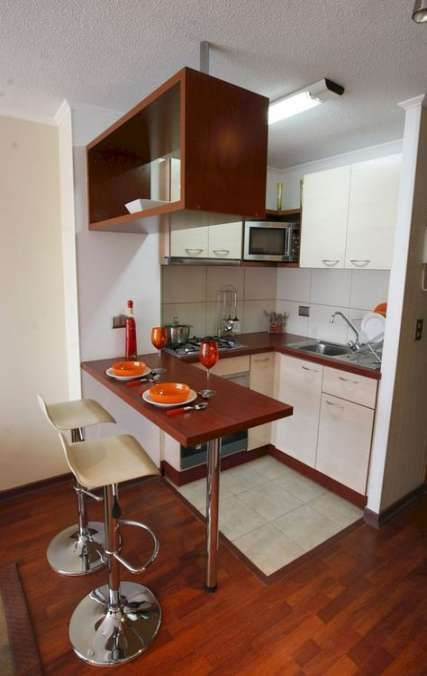 Magnificient Kitchen Design Ideas For A Small Space To Try36