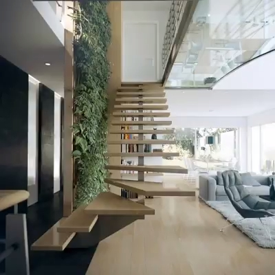 Stunning Staircase Design Ideas To Try This Month11