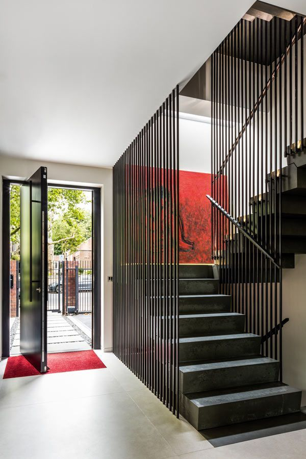 Stunning Staircase Design Ideas To Try This Month20