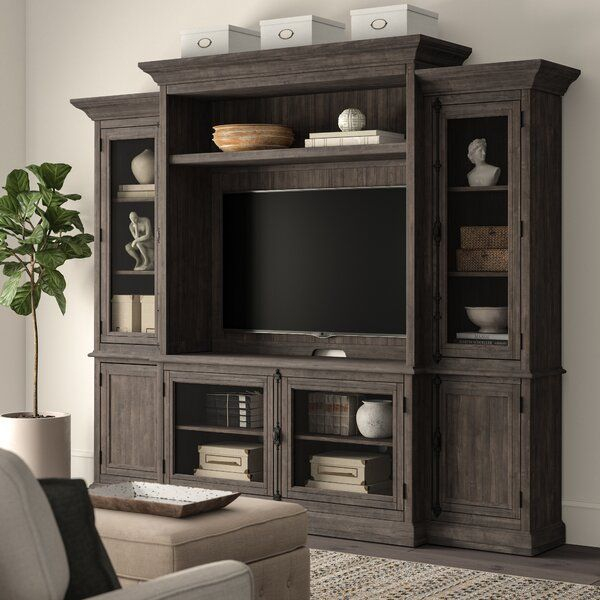Unordinary Entertainment Centers Design Ideas You Must Try In Your Home03