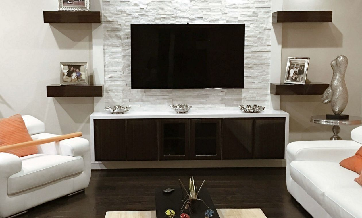 Unordinary Entertainment Centers Design Ideas You Must Try In Your Home20